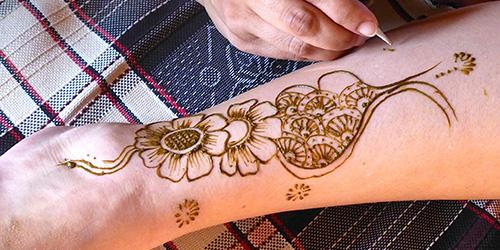 henna-tatoo