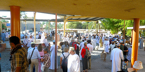 nizwa-goat-market